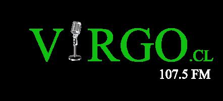 Virgo Logo sin letras y frecuencia en blanco